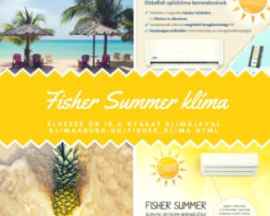 Fisher Summer klíma