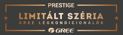 Gree  Prestige klíma