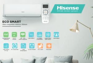 Hisense Eco Smart klíma