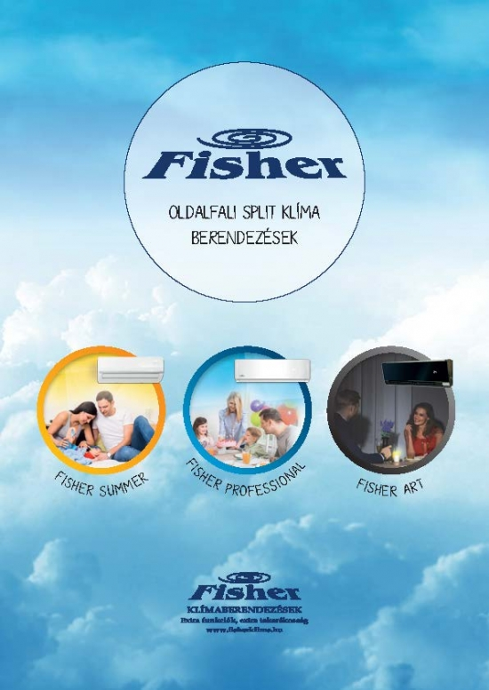fisher professional klima