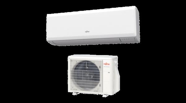 Fujitsu ECO ASYG07KPCA/AOYG07KPCA oldalfali inverteres klíma