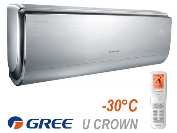 gree-u-crown klíma