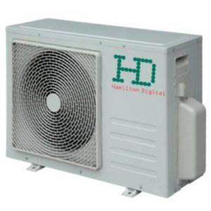 HD HDO3MI-210C 6 kW-os trió multi klíma kültéri egység