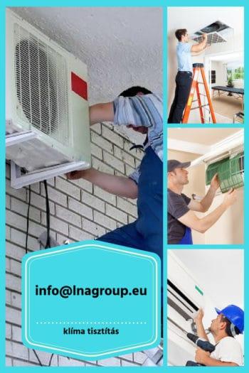 klíma tisztítás karbantartás Budapest, Gödöllő, Pest Megye