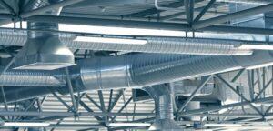 Légkondícionáló gyárban